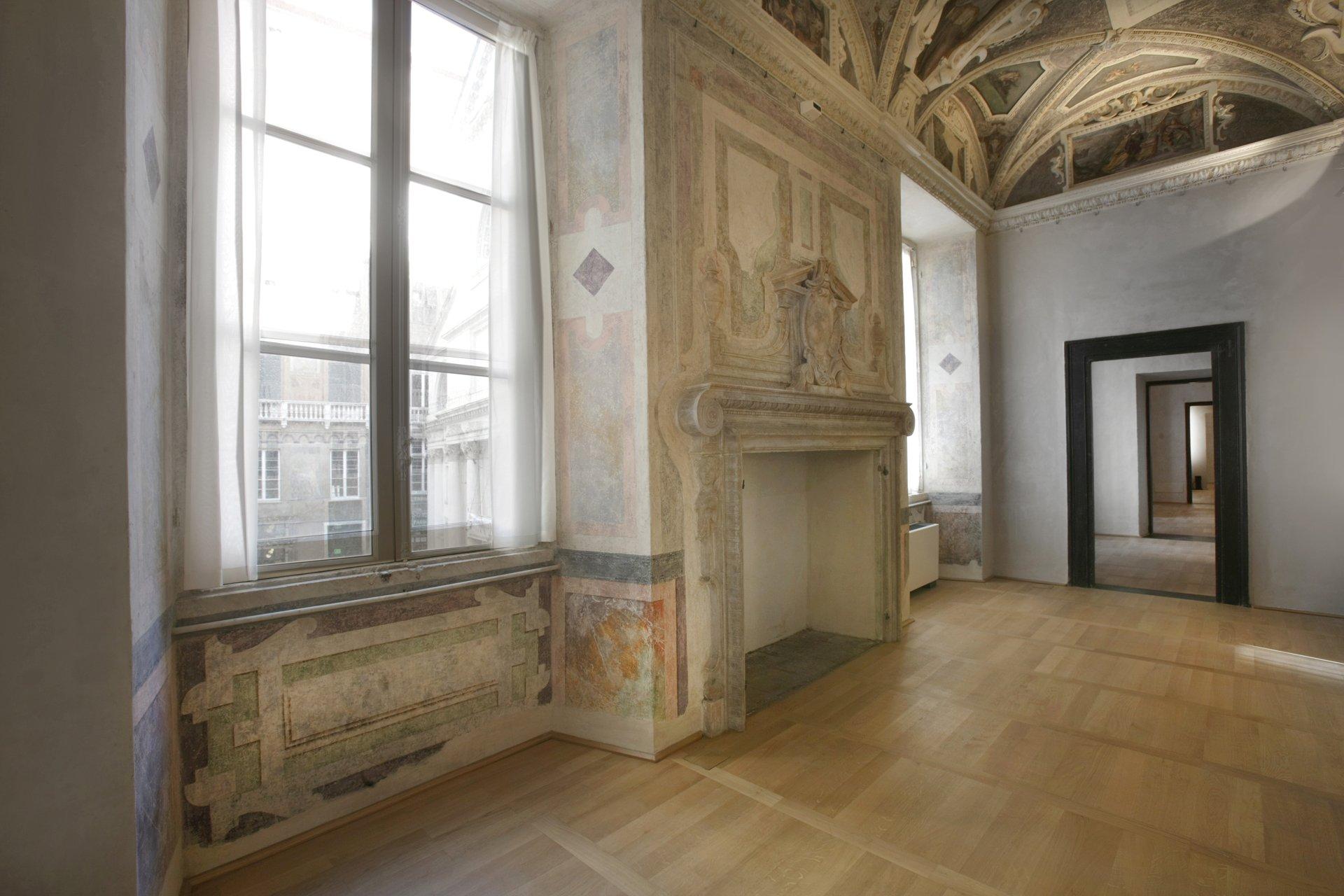Hotel palazzo grillo 4 genova for Design hotel genova